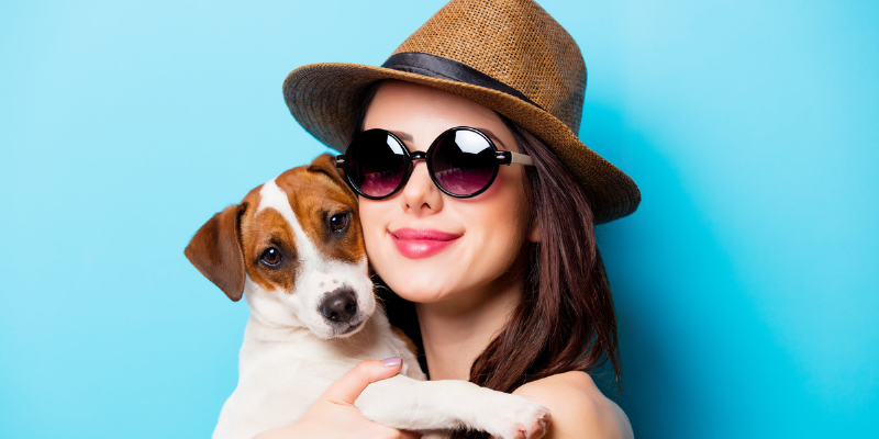 Non-toxic Skincare for You and Your Dog