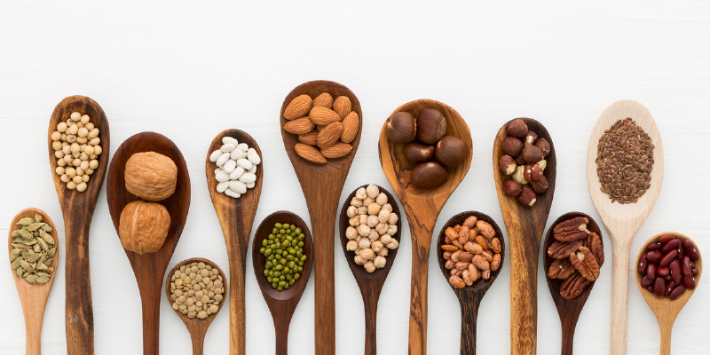 The Difference Between a Seed and a Nut and What It Means for Your Skin
